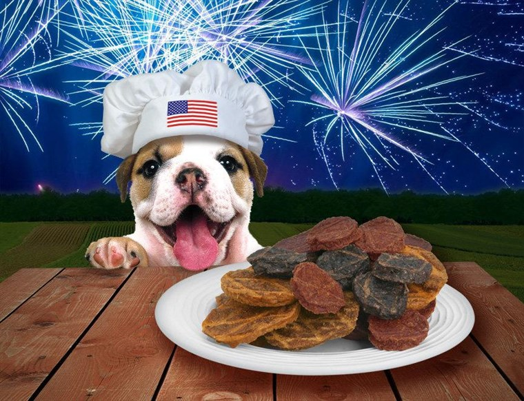 Hurra for treats made in the USA!
