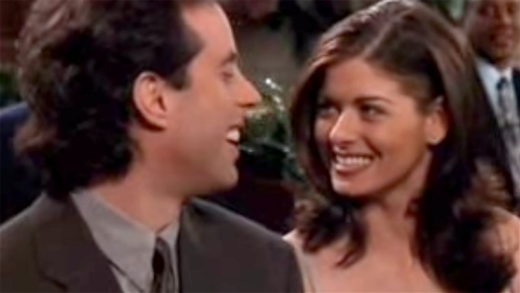 Jerry Seinfeld's Famous TV Girlfriends