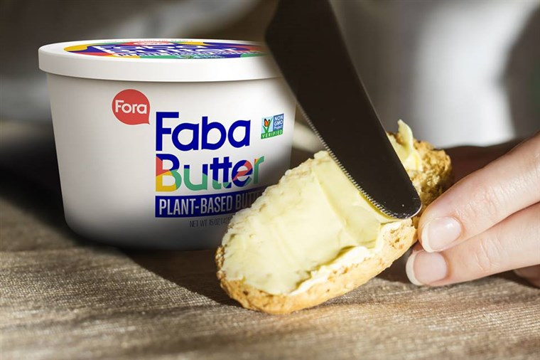 За Faba Plant-Based Butter