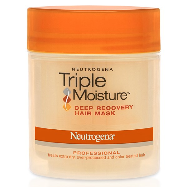نيوتروجينا triple moisture hair mask