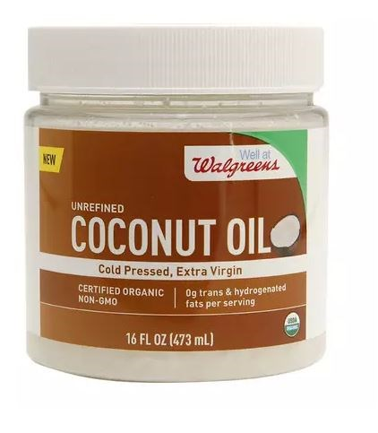 الجرينز Extra Virgin coconut oil