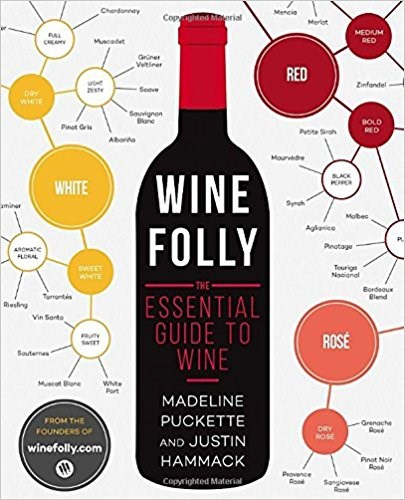 вино Folly: The Essentials Guide to Wine