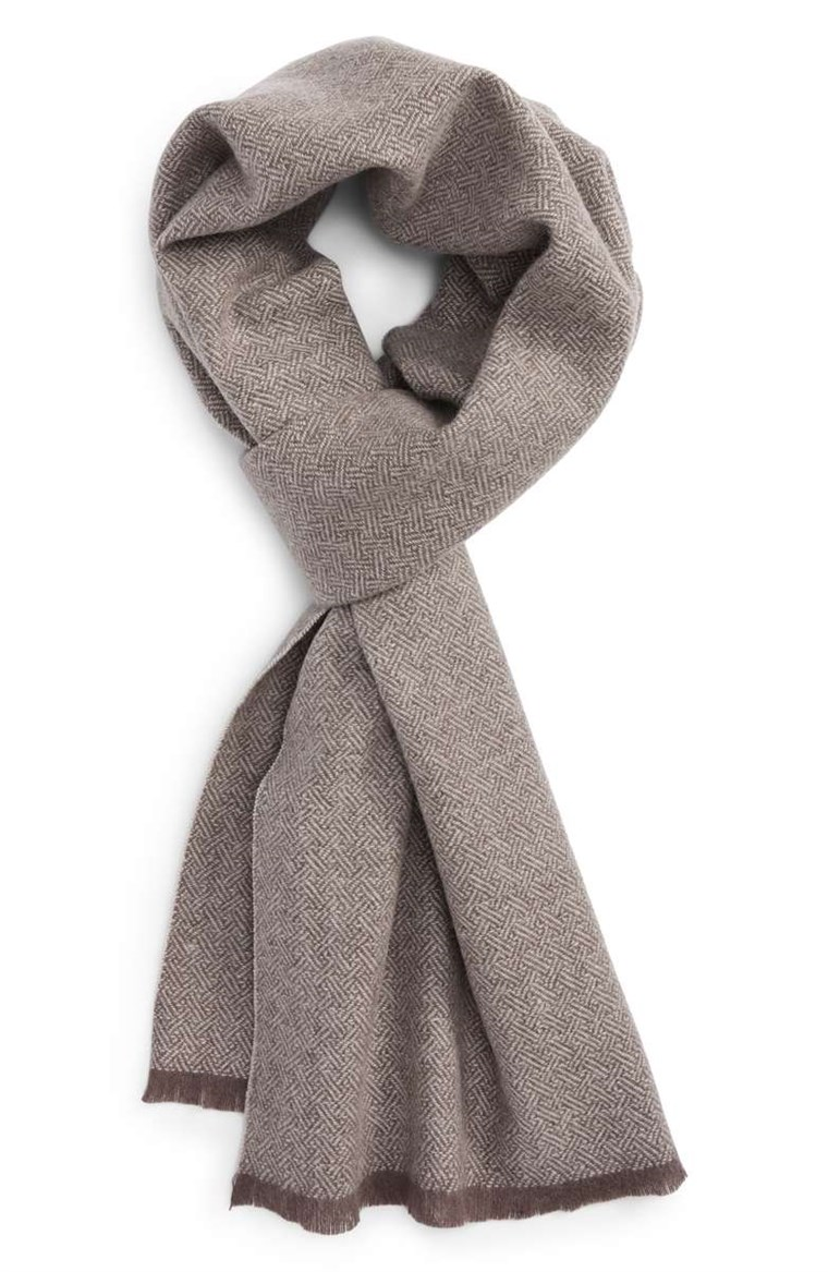 Solide Wool Scarf
