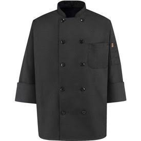 Koch Designs Custom Embroidered Classic Chef Coat