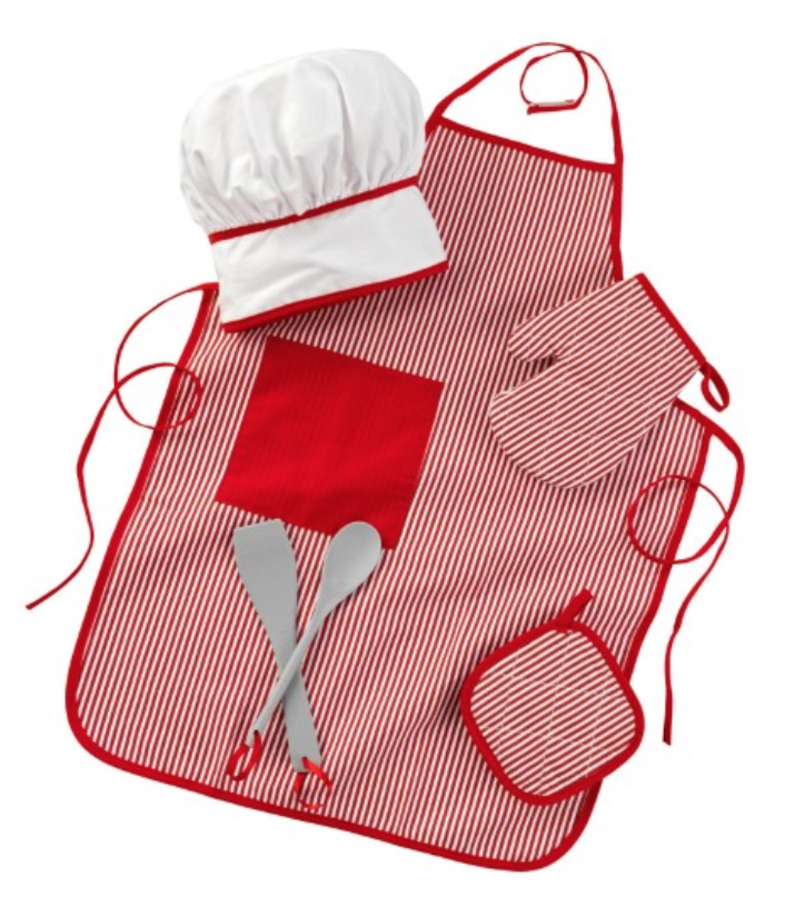 Kinder Chef Accessories Apron Hat