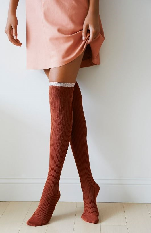 Frei People Over the Knee Socks