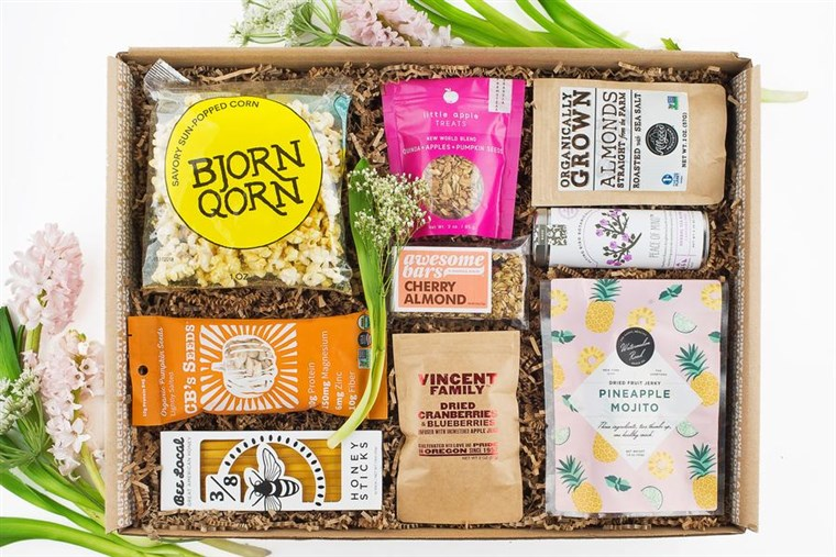 Beste last-minute mother's day gifts food gift box