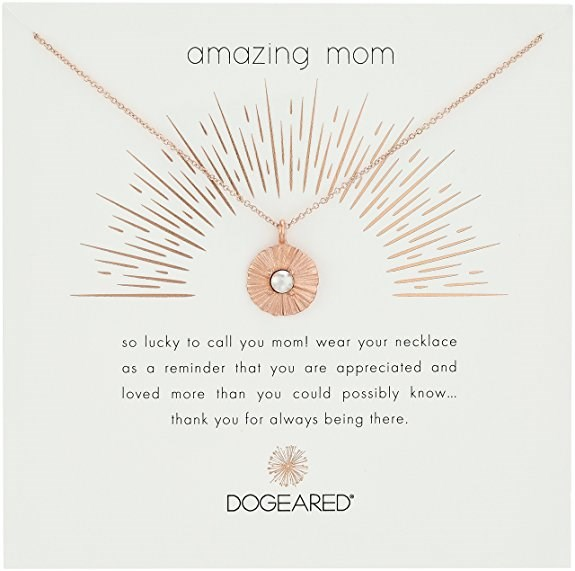 Dogeared Mom Necklace