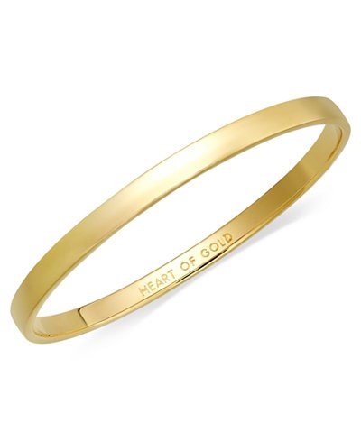 قلب of Gold Bangle