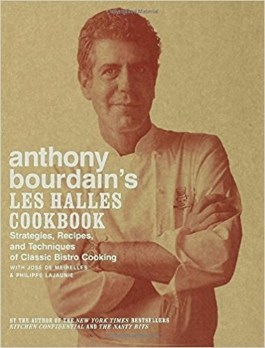Les Halles Cookbook by Anthony Bourdain