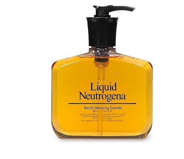Neutrogena Liquid Facial Cleanser