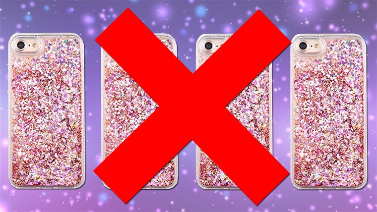 O 263,000 iPhone cases have been recalled for causing burns.