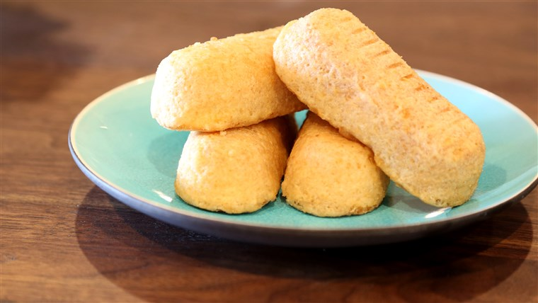 Hluboký Fried Twinkies