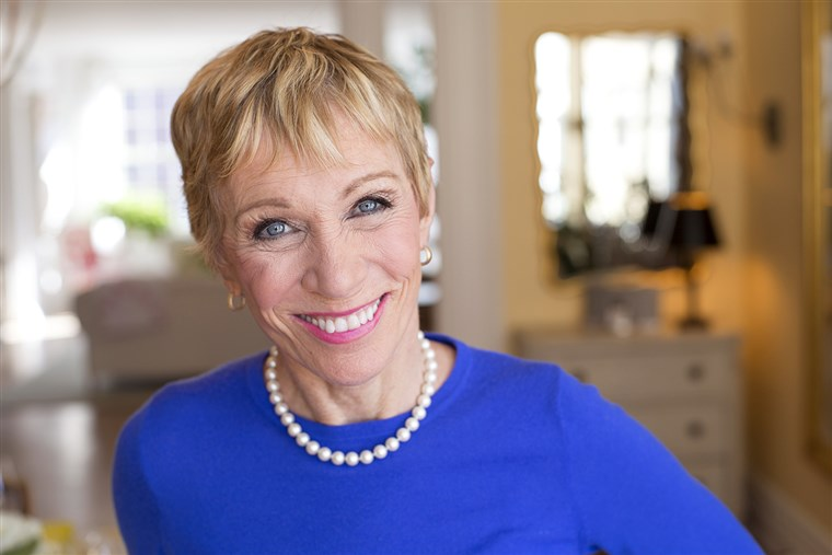 BILD: Barbara Corcoran gives TODAY.com a tour of her Upper East Side apartment for At Home With TODAY on January 8, 2015.