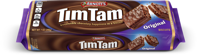 Тим Tam Biscuit Cookies
