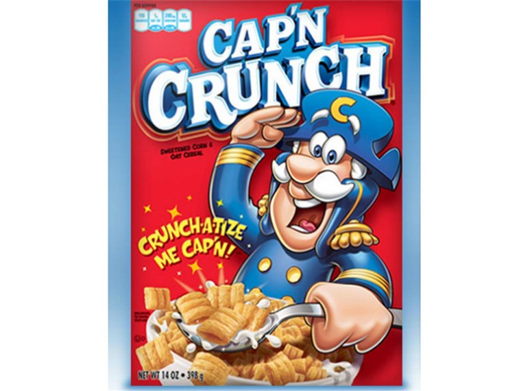правя you really know the man behind Cap'n Crunch cereal?