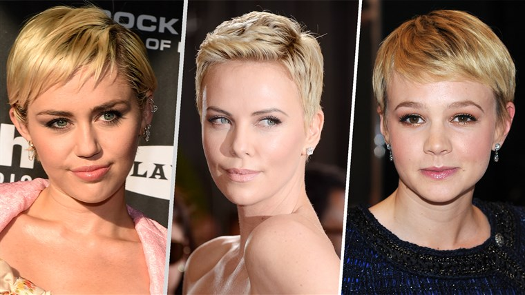 Miley Cyrus, Charlize Theron, Carey Mulligan