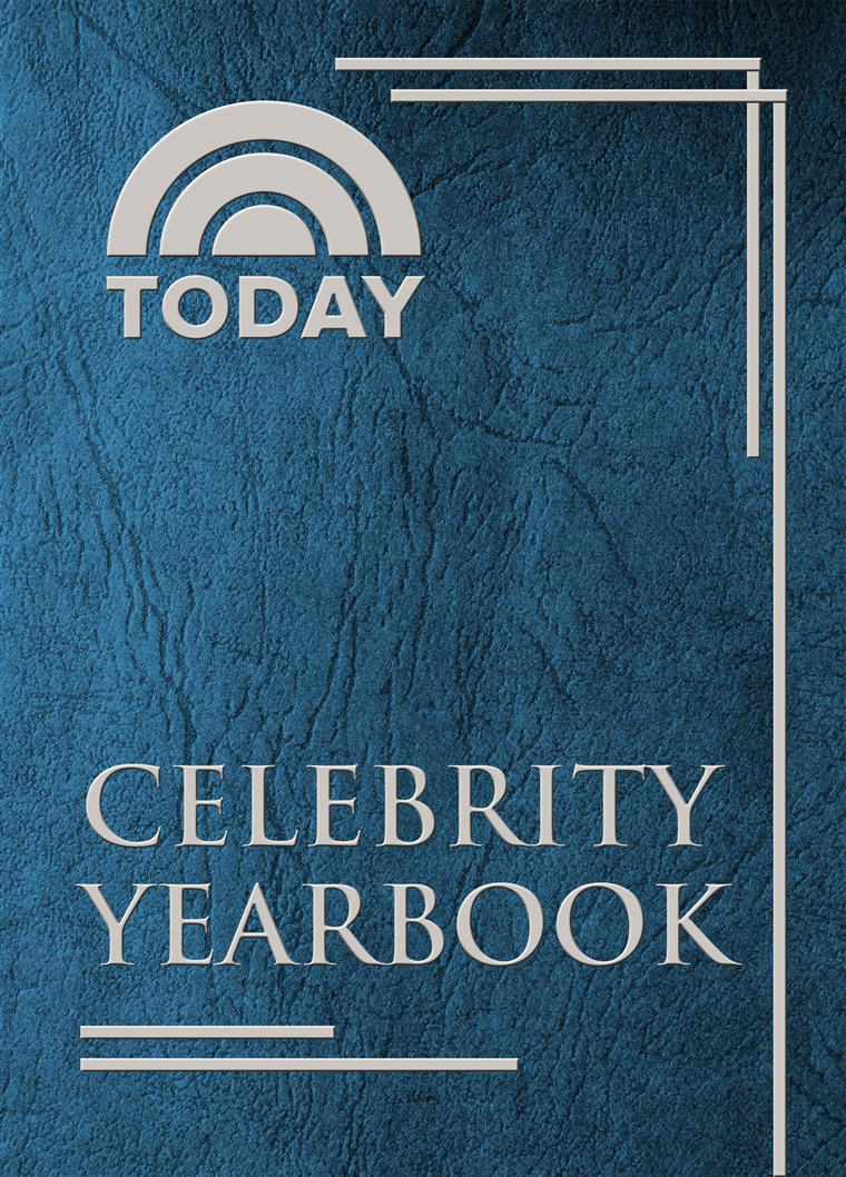 DNES celebrity yearbook cover