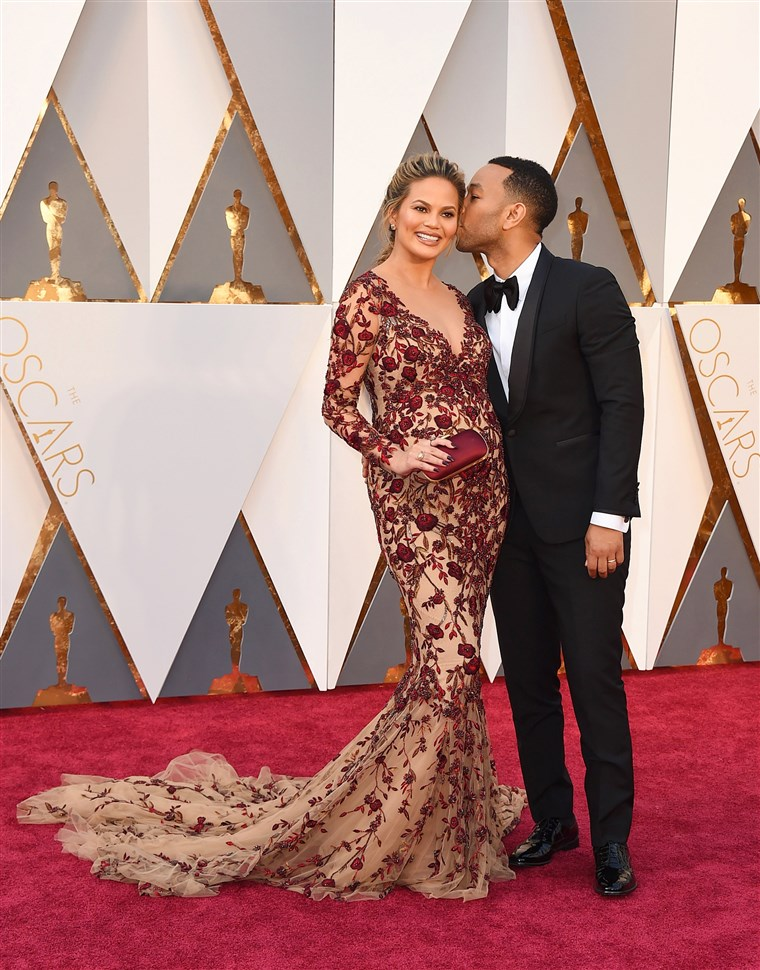 Изображение: Chrissy Teigen, John Legend