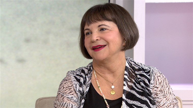 Cindy Williams speaks to Savannah Guthrie on TODAY about her acting career and writing her memoir