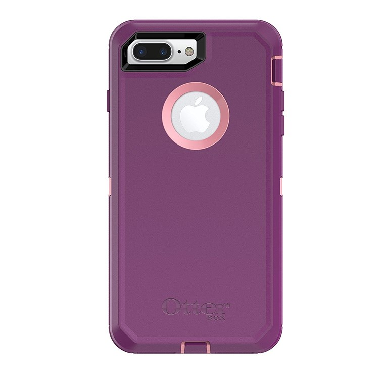 Otterbox phone case in purple