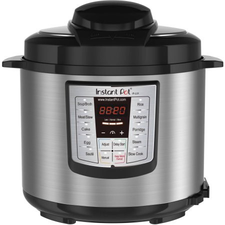 Okamžitý Pot LUX60 V3 6 Qt 6-in-1 Multi-Use Programmable Pressure Cooker