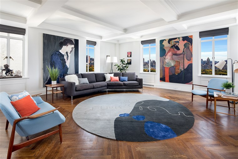 Diane Keaton former NYC apartment