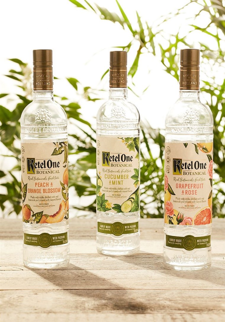 Ketel One Botanical vodka