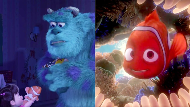 Pixar reveals Easter eggs hidden in movies