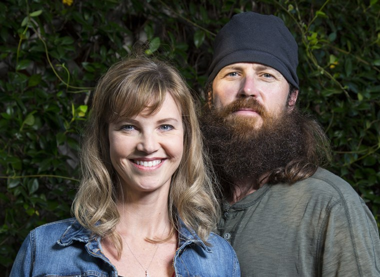 Fräulein and Jase Robertson of