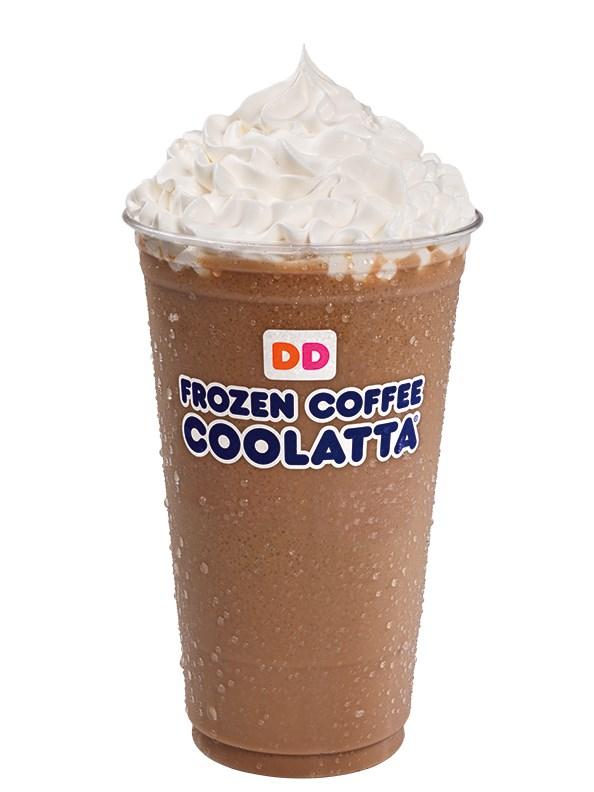 Dunkin 'Donuts يخنق القهوة Coolatta ، يقدم مشروب صيف جديد
