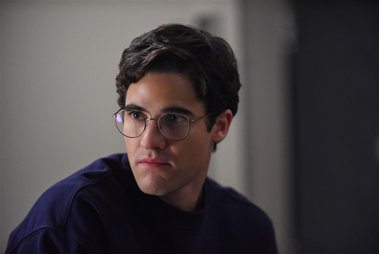 Darren Criss as Andrew Cunanan on