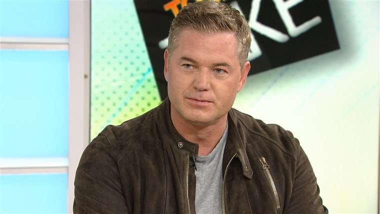 Eric Dane on TODAY