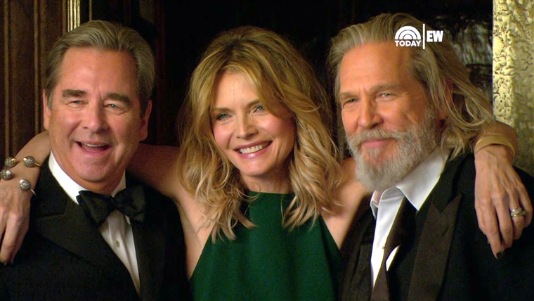 Obraz: Beau Bridges, Michelle Pfeiffer and Jeff Bridges.