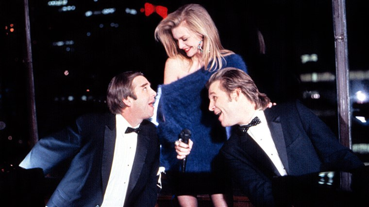 Obraz: Beau Bridges, Michelle Pfeiffer and Jeff Bridges in 1989's