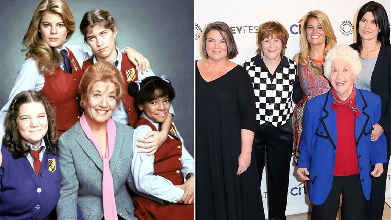 صورة: 'Facts of Life' stars