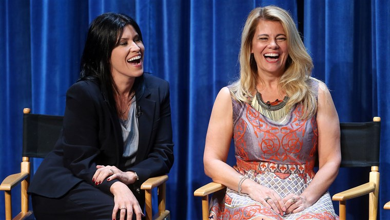 صورة: Nancy McKeon, Lisa Whelchel