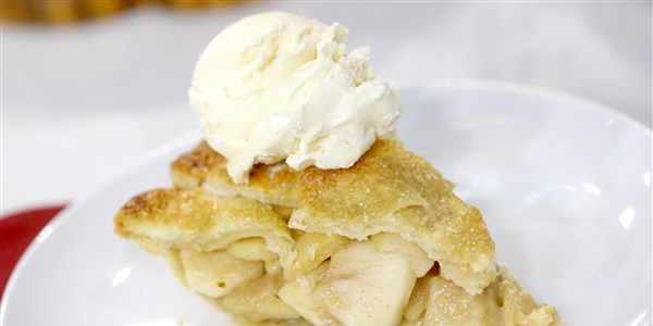 Karamell Apple Pie