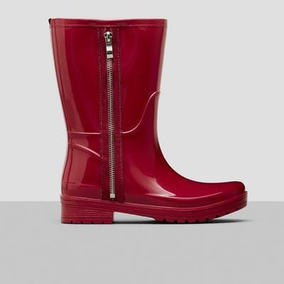 Кенет Cole New York Zip Rain Boots