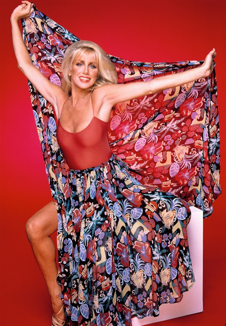 DREI'S COMPANY, Suzanne Somers, 1977-1984