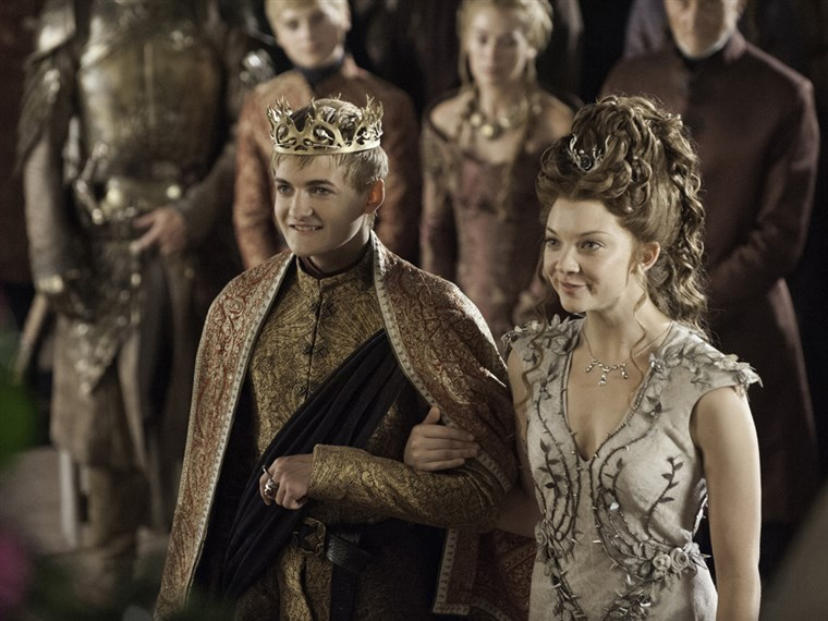 Bild: Joffrey and Margaery