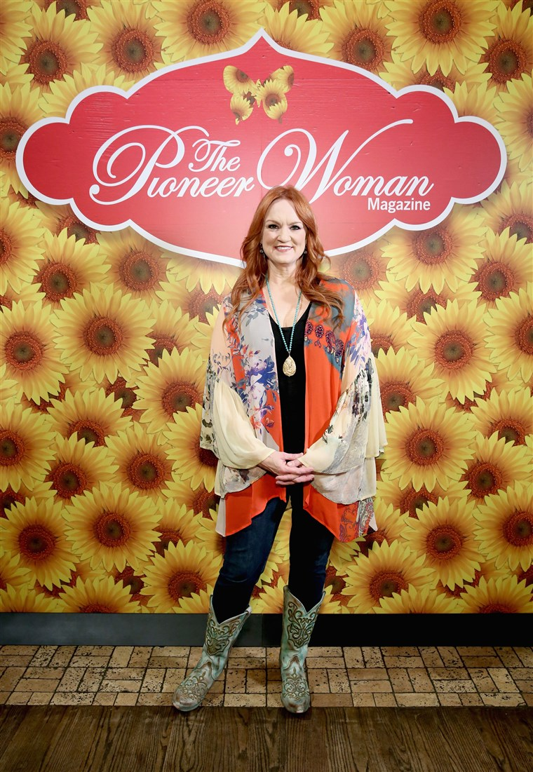 Das Pioneer Woman Magazine Celebration with Ree Drummond