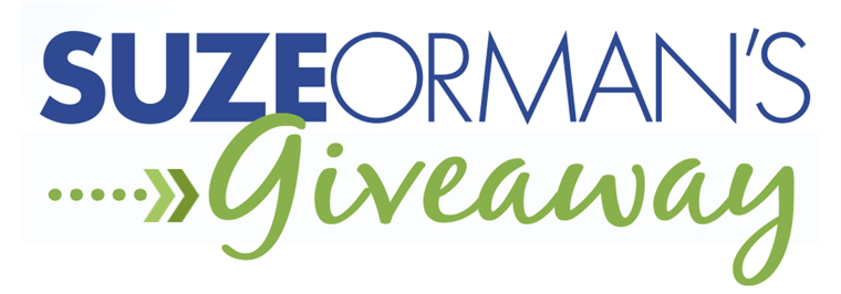 Suze Orman giveaway