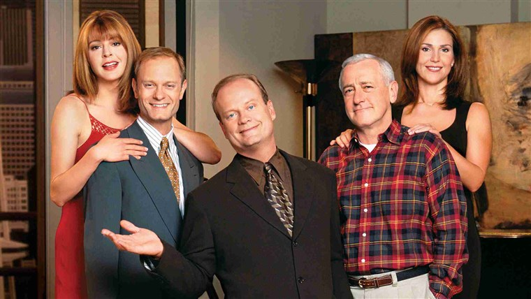 صورة: TELEVISION COMEDY SERIES FRASIER FINALE TO BE TELECAST MAY 13