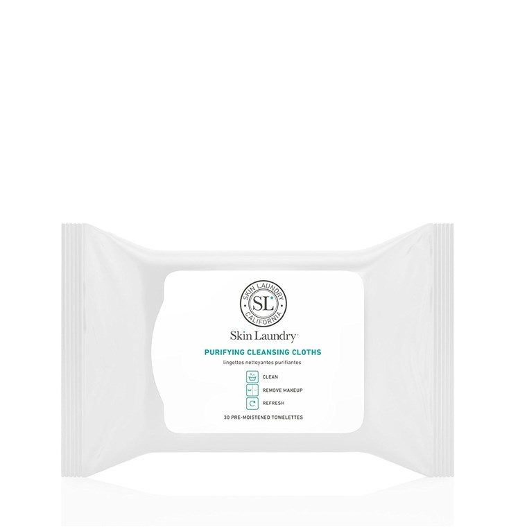 Gesicht wipes - all natural