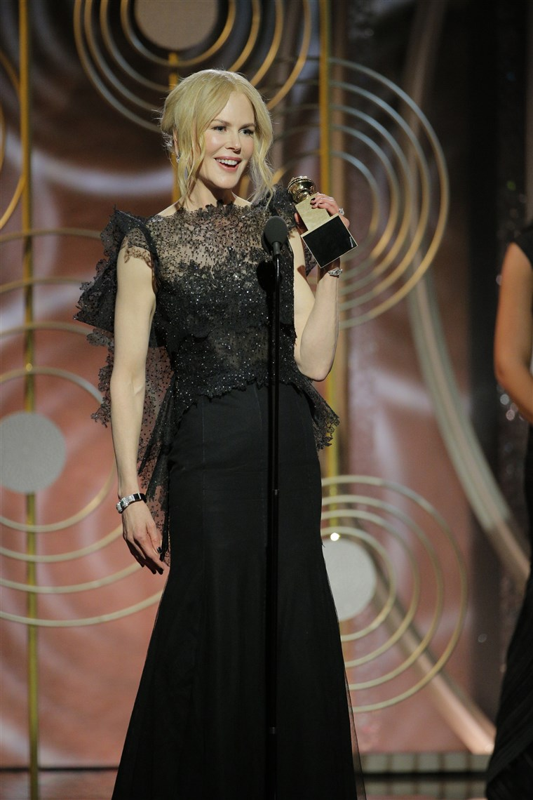 75. Annual Golden Globe Awards - Show