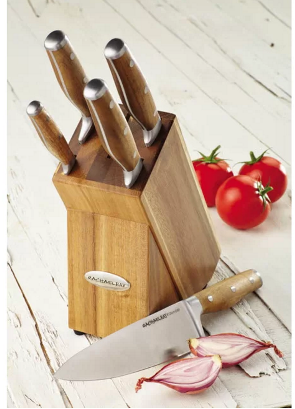 Rachel Ray Knife Set