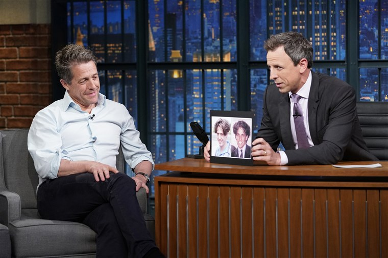 晚了 Night with Seth Meyers - Season 5