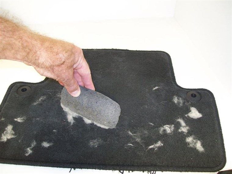 Haustier Rock cleaning tool