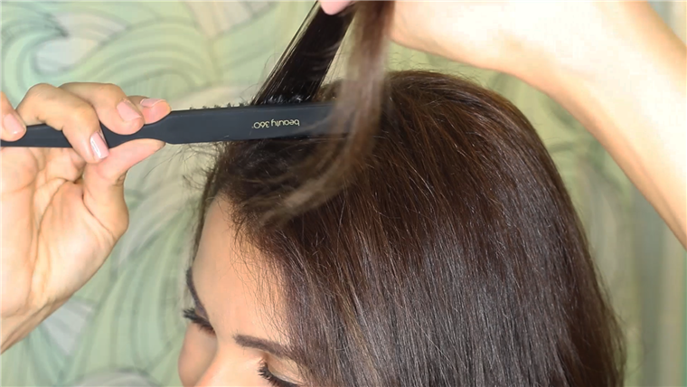 Škádlení hair brush